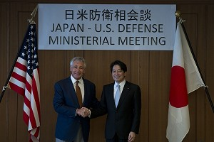 Hagel: US to Send 2 More Aegis Ships to Japan