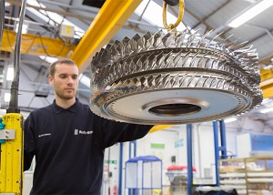 Rolls-Royce starts assembly of first higher-thrust Trent XWB