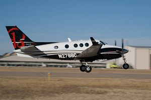Beechcraft signs order for King Air C90GTx at ABACE