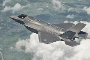 F-35 Lightning II jet to make maiden British flight