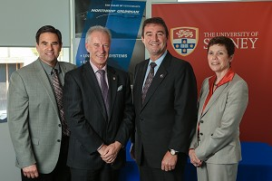 NGC, The University of Sydney Announce Partnership