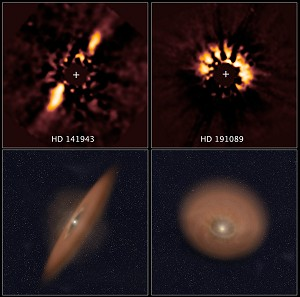 Astronomical Forensics Uncover Planetary Disks in NASA's Hubble Archive