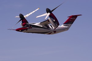 AgustaWestland Completes Autorotation Trials for The AW609 Program
