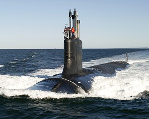 GD Awarded $18 Bn by US Navy for 10 Virginia-Class Submarines