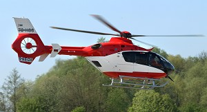 Airbus Helicopters completes deliveries of EC135s to Turkey's THK Gokcen Aviation for emergency medical services