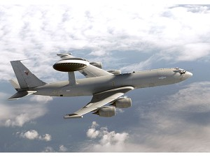 NGC Delivers Mode S Upgrade for the UK's Sentry E-3D AWACS Mission System