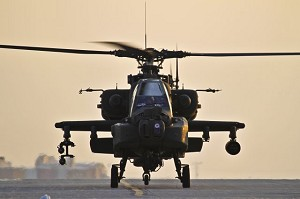Apache-UAV teaming: 'best capabilities of man, machine'