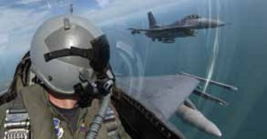 Exelis to Provide Special-Purpose RF Technology for Fighter Aircraft
