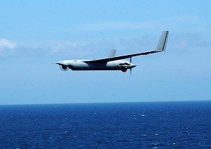 Insitu Pacific Demo Fire Management Assistance with ScanEagle UAS