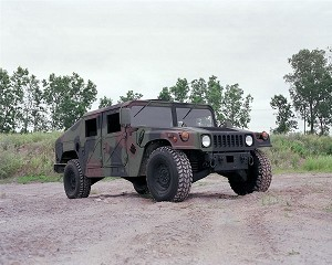 Mexico -  M1152 High Mobility Multi-Purpose Wheeled Vehicles (HMMWVs)