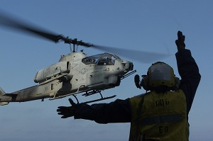 Elbit Awarded 2 Contracts to Upgrade Marine Corps AH-1W Attack Helicopters