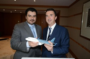 Airbus wins ACJ320 order from Middle East customer