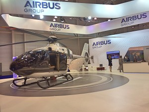 Airbus Helicopters introduces more personalization to its Hermes designed EC135 aircraft