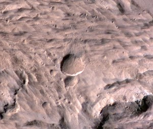 NASA Mars Weather Camera Helps Find New Crater on Red Planet