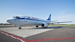 AviaAM Leasing delivers the 2nd Boeing 737 to Belavia