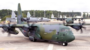 ROKAF Receives Additional C-130J Super Hercules Aircraft