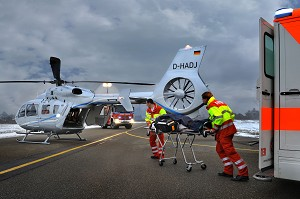 Airbus Helicopters presents its latest innovation for medical emergency services operators