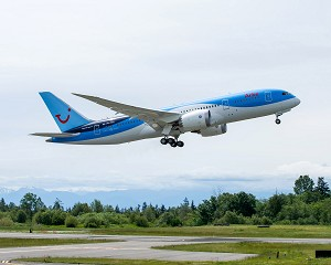 Boeing, Arke Celebrate Delivery of Airline's 1st 787 Dreamliner