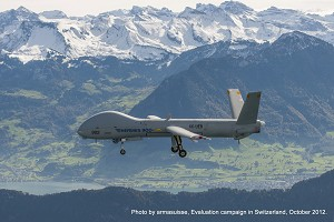 Elbit Selected as Preferred Supplier for Swiss UAS program