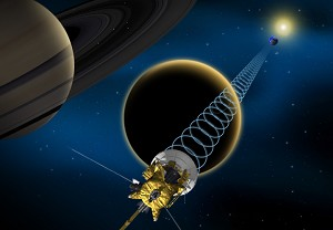 Titan Flybys Test the Talents of NASA's Cassini Team