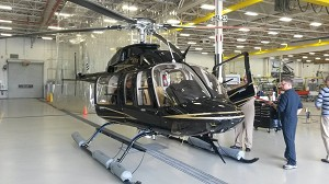 Bell Helicopter Delivers New Bell 407GXs to Chinese Customers