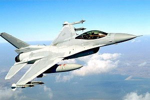 1st South Korean F-16s Arrive at BAE Systems for Upgrades