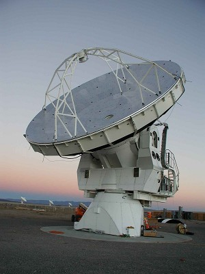 GD SATCOM Technologies to Build 100-ton Radio-telescope Antenna for new LLAMA Observatory in Argentina