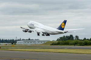 Boeing Delivers 1,500th 747