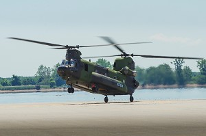 Boeing Completes Delivery of Canadian CH-147F Chinooks