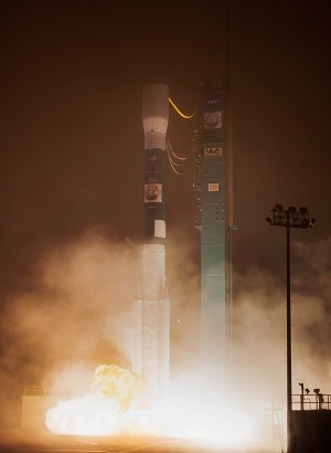 United Launch Alliance Successfully Launches 51st Delta II Mission for NASA