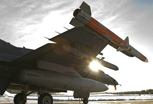 Raytheon awarded $163 M AMRAAM contract