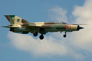 Aerostar Completes Overhaul and Upgrade of Mozambique AF MiG-21 Fighters