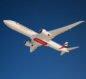 Boeing, Emirates Finalize Order for 150 777Xs
