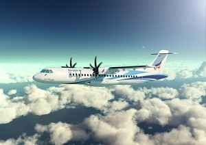 Bangkok Airways signs contract for 3 additional ATR 72-600s