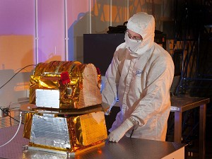 Ball Aerospace Takes Delivery of CERES instrument for the JPSS-1 Polar-orbiting Satellite
