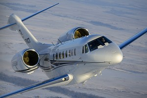 Cessna Citation X+ makes 1st trans-Atlantic trip