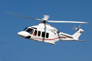 AgustaWestland Sells Another AW139 VIP in UK