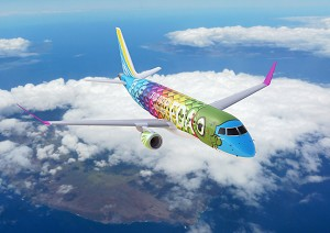 Fuji Dream Airlines to add up to six E175 jets to its all-Embraer fleet