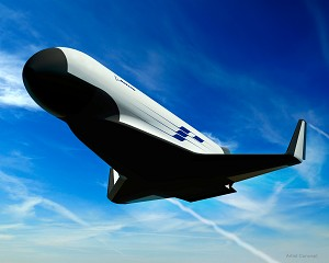 Boeing to Design XS-1 Experimental Spaceplane