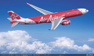 Rolls-Royce welcomes AirAsia X selection of 50 A330neo aircraft
