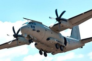 ATK and Alenia Aermacchi Successfully Complete Testing on Italian AF C-27J with Roll-On/Roll-Off Palletized Gun Systems
