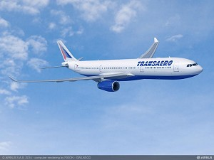 Transaero Airlines commits to 20 A330s