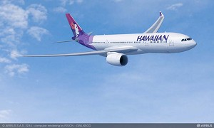 Rolls-Royce Welcomes Hawaiian Airlines Selection of 6 A330neo Aircraft Powered by Trent 7000