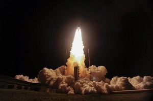 Thales Alenia Space Integrated Cargo Carriers contributes  to ATV-5 successful launch