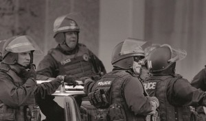 The Global Police Modernization and Counter Terrorism Market is Expected to See a CAGR of Over 2% in the Next Ten Years