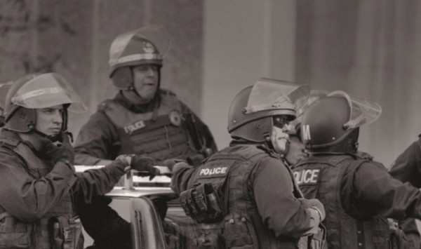 the global police modernization and counter