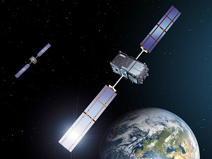 Two new satellites for Europe's Galileo space network