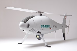 Schiebel Camcopter Helps to Save Refugees in the Mediterranean Sea