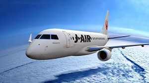 Japan Airlines to Add Up to 27 Embraer E-Jets to its Fleet