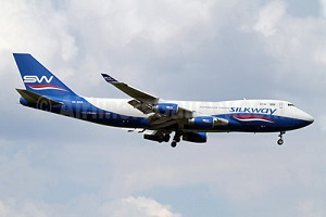 Boeing, Silk Way Airlines Celebrate Delivery of Two 747-8 Freighters